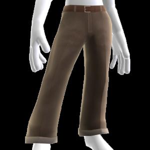 Cuffed Trousers