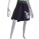 Rabbid Poodle Skirt