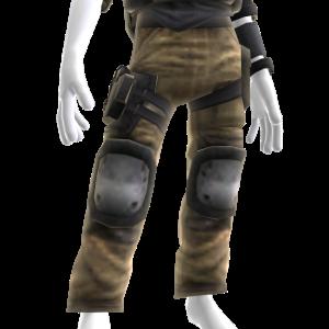 Battleground Pants - Khaki