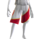 1986-1987 Hawks Shorts