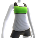 Workout Gear - Green