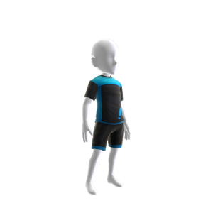 Workout Gear - Blue