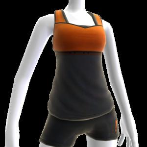 Workout Gear - Orange