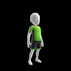 Workout Gear - Green