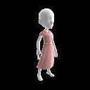 粉紅色復活節洋裝