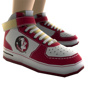 Florida State High Top Shoes