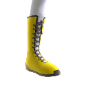 Emilia's Wrestling Boots