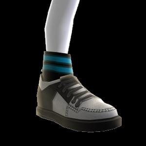 Zapatillas en varios tonos