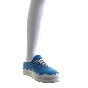 Classic Sneakers - Blue