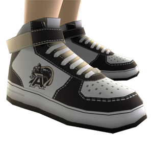 Army High Top Shoes