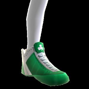 1998-1999 Celtics Home Shoes