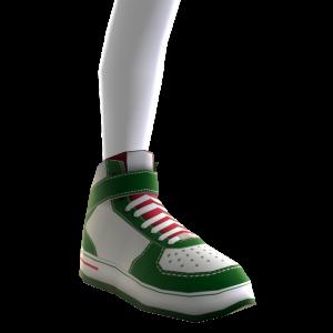 Milwaukee High Top Shoes