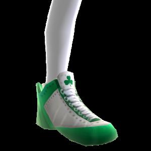 1998-1999 Celtics Away Shoes