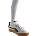 Liga Leather - White