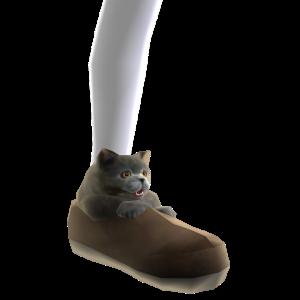 Happy Cat Slippers
