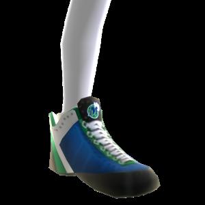 1992-2001 Mavericks Away Shoes