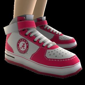 Alabama High Top Shoes