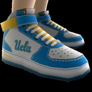 UCLA High Top Shoes