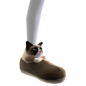 Grumpy Cat Slippers