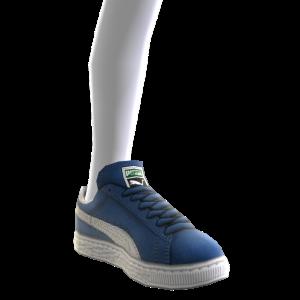 Suede JR Sneakers