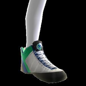 1992-2001 Mavericks Home Shoes