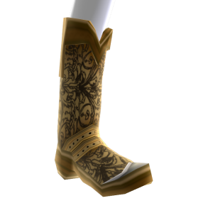 Cowboy Boots Brown