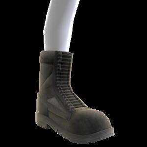 Military Combat Boots - Black