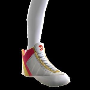 1986-1987 Hawks Shoes