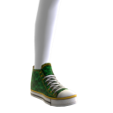 St. Patty's High Top Shoes