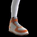 High-Top-Schuhe von Charlotte
