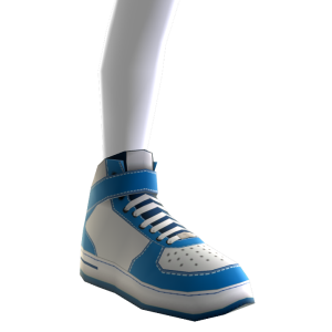 Dallas High Top Shoes