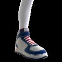 High-Top-Schuhe von Detroit