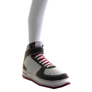 Miami High Top Shoes
