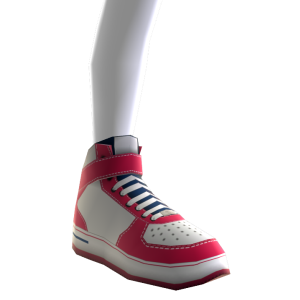 New Jersey High Top Shoes