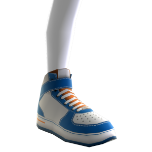 New York High Top Shoes