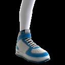 High-Top-Schuhe von Orlando