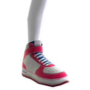 Philadelphia High Top Shoes