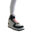 High-Top-Schuhe von Portland