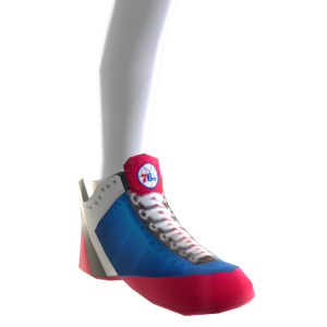 76ers Alternate Shoes
