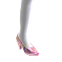 Cupcake Shiny Heels