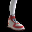 High-Top-Schuhe von Atlanta