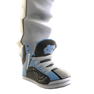 UNC Jeans and Sneakers
