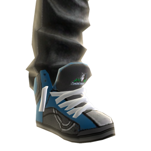Timberwolves Jeans and Sneakers
