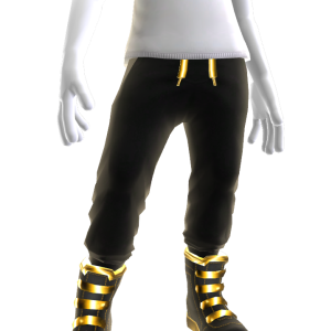 Bling Winter Boots and Pants