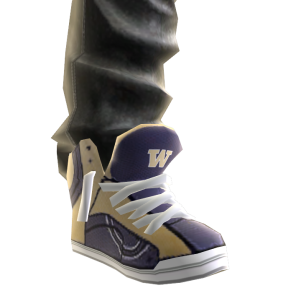 Washington Jeans and Sneakers
