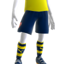 Arsenal FC Away Shorts