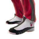 Bulls Track Pants and Sneakers