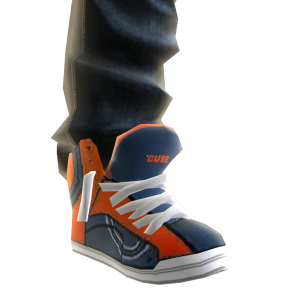 Syracuse Jeans and Sneakers