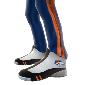 Denver Track Pants and Sneakers