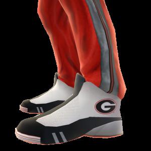 Georgia Track Pants and Sneakers